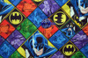 "Batman diamonds 100% Cotton Hawaiian Shirt Small (34""-36"")"