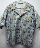 """Where the Wild Things Are 100% Cotton Hawaiian Shirt Large (42""""-44"""")"""