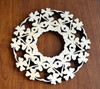 Clover Trivet with optional set of four matching coasters