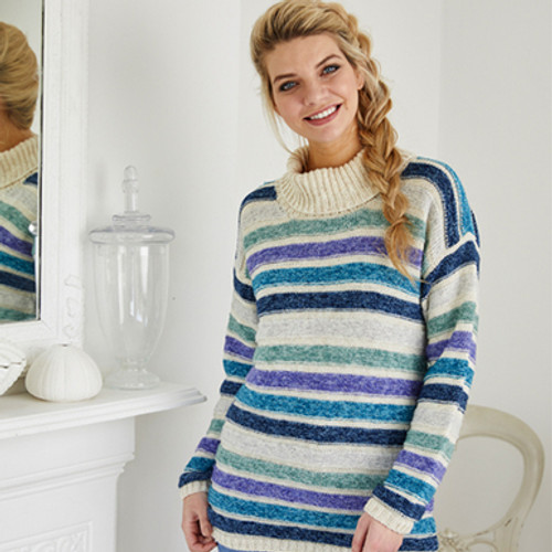 Stylecraft Pattern 9422 - Cardigan and Sweater