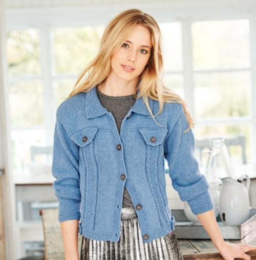 Stylecraft Pattern 9357 - Jackets