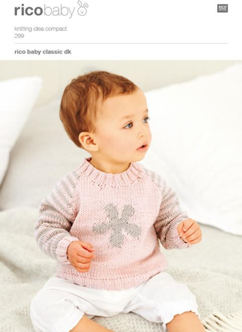 Rico Pattern 299 - Sweaters