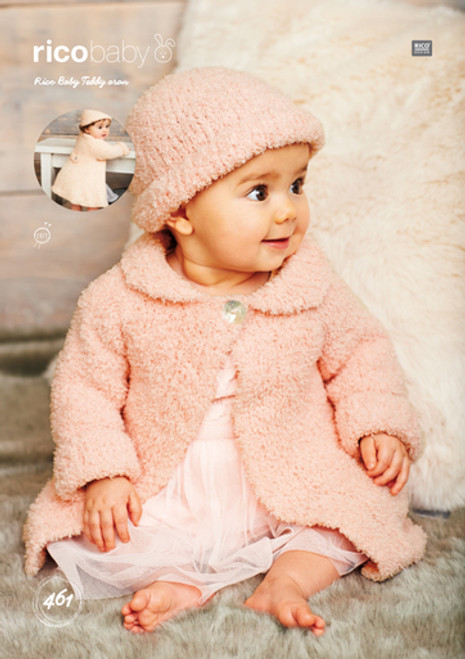 Rico Pattern 461 - Coats and Hat