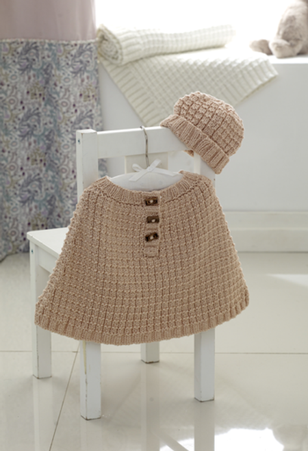 DY Choice Pattern 331 - Cape, Hat and Blanket