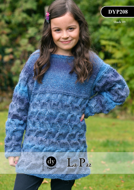 DY Choice Pattern 208 - Tunic and Jumper