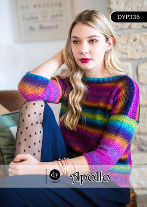 DY Choice Pattern 336 - Sweater