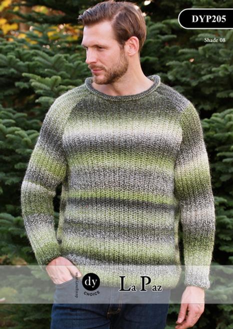DY Choice Pattern 205 - Sweater