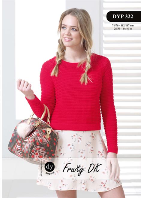 DY Choice Pattern 322 - Sweater