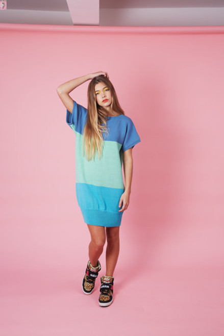 Conway + Bliss Cleo Pattern - Colour Block Tunic