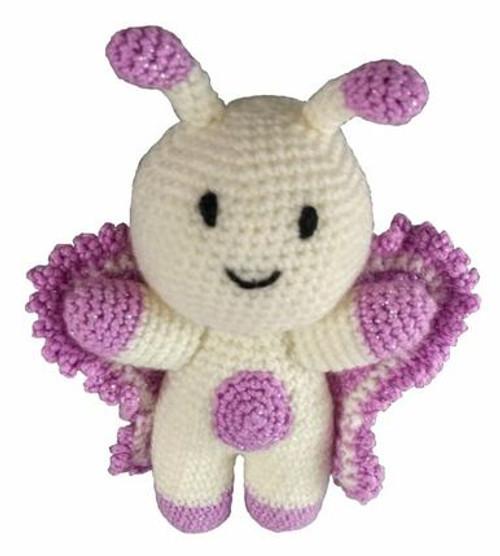 Crochet Pattern - Flutterby the Butterfly