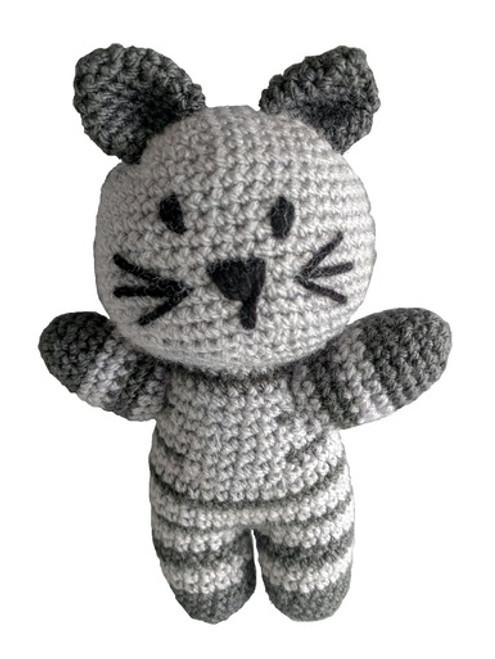 Crochet Pattern - Kitty the Cat