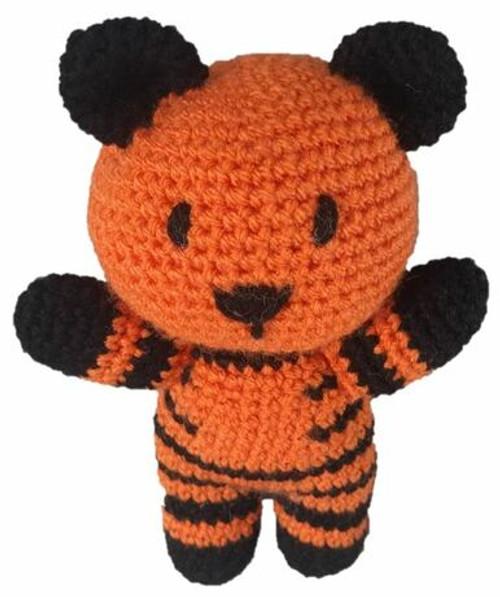 Crochet Pattern - Roary the Tiger