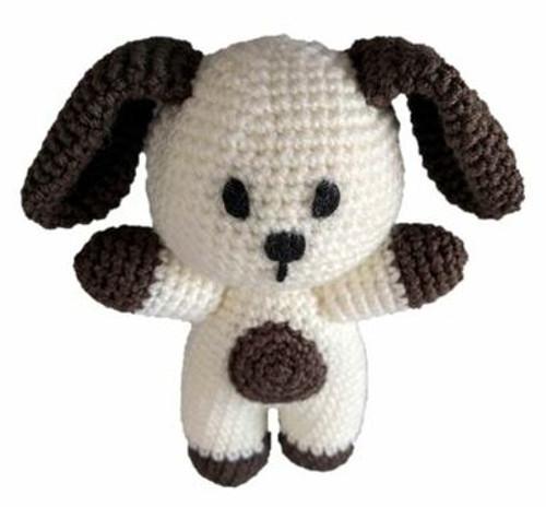 Crochet Pattern - Fido the Dog