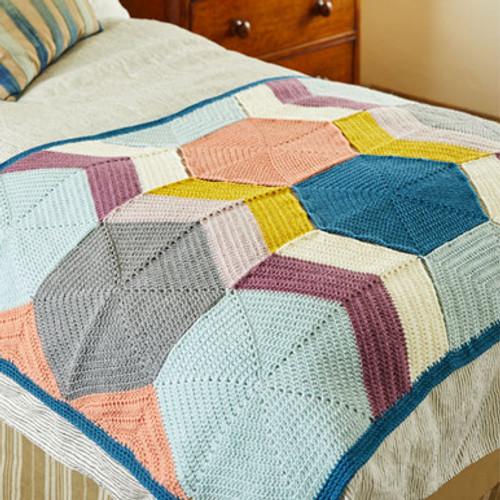 Stylecraft Pattern 9449 - Blankets