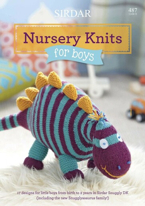 Nursery Knits for Boys