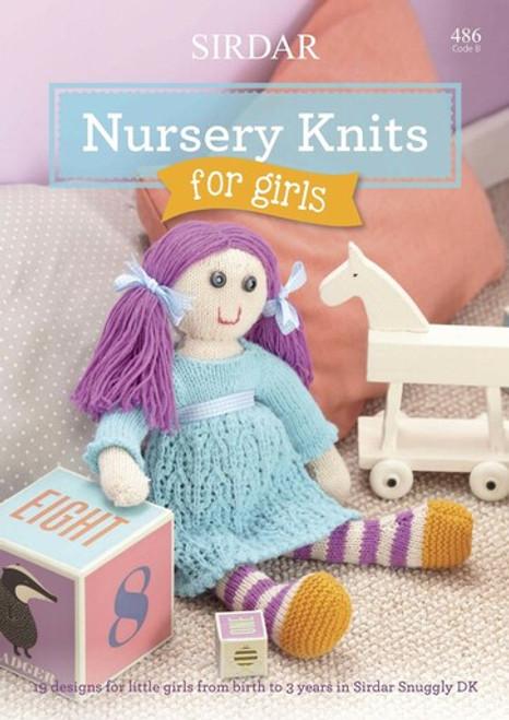Nursery Knits for Girls