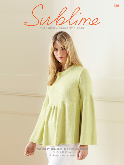 Sublime Isla Pattern Book