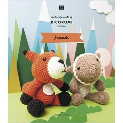 Ricorumi Crochet Pattern Books