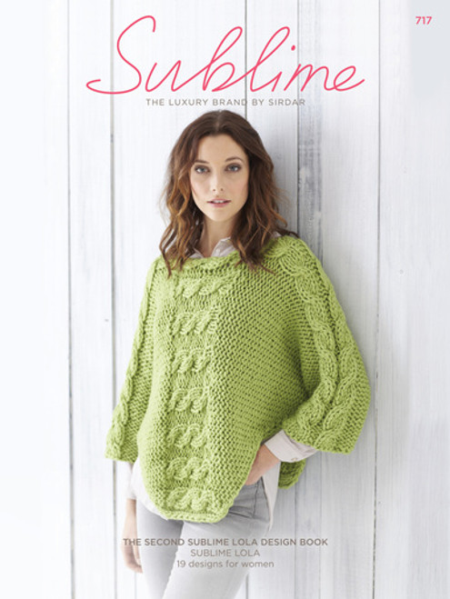 Second Sublime Lola Pattern Book