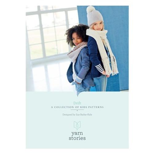 Yarn Stories Drift Pattern Book