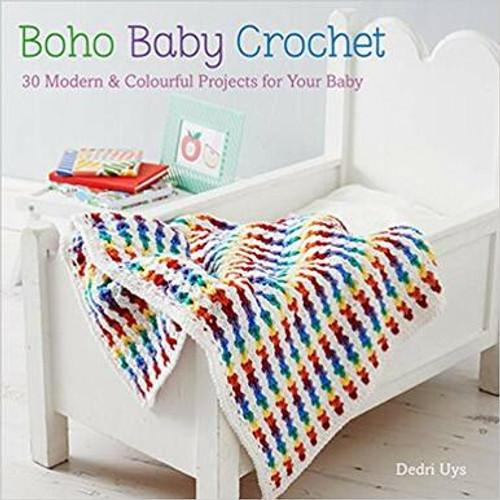 Boho Baby Crochet by Dedri Uys
