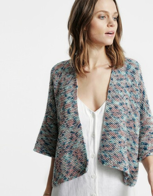 Wool and the Gang Final Countdown Cardigan