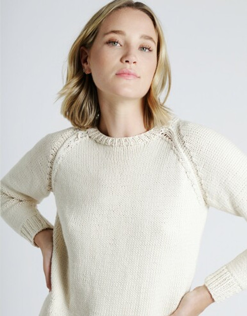 Wool and the Gang Dustin Sweater