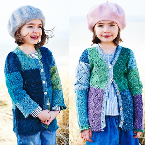 Stylecraft Pattern 9539 - Cardigans and Mittens
