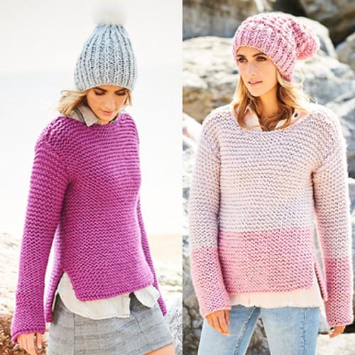 Stylecraft Pattern 9592 - Sweaters