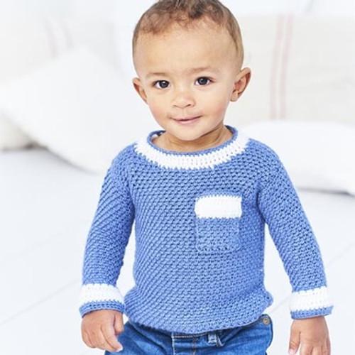 Stylecraft Pattern 9609 - Sweater and Tunic