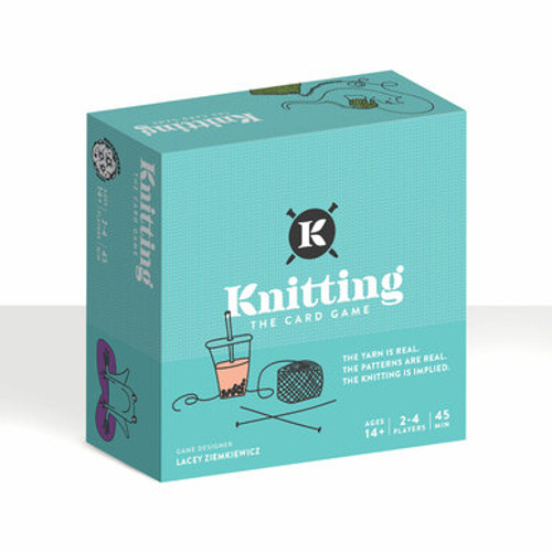 Knitting: The Card Game