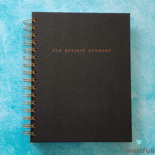 Project Planner from Knit Me Sane