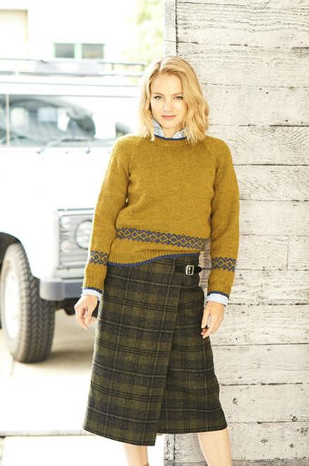 Stylecraft Pattern 9794 - Sweater and Cardigans