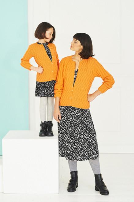 Stylecraft Pattern 9764 - Cardigans
