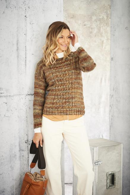 Stylecraft Pattern 9802 - Sweaters