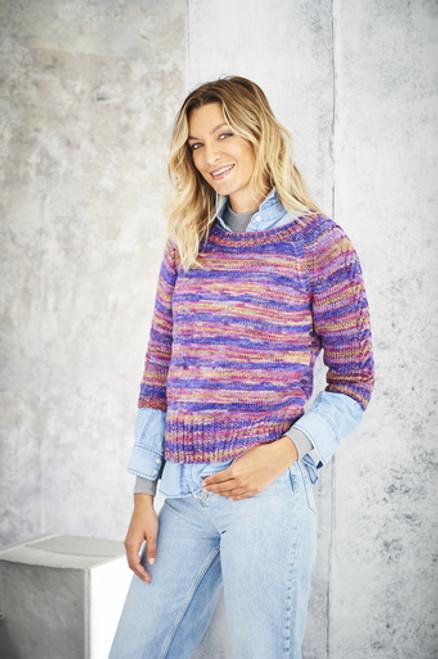 Stylecraft Pattern 9800 - Jacket and Sweater