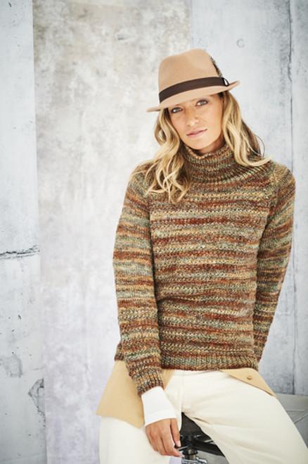 Stylecraft Pattern 9798 - Cardigan and Sweater