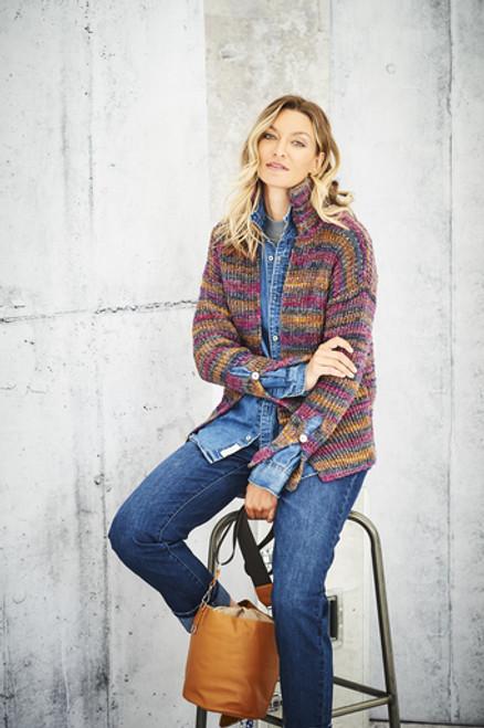 Stylecraft Pattern 9799 - Jacket and Tunic