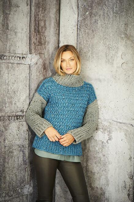 Stylecraft Pattern 9809 - Jacket and Sweater