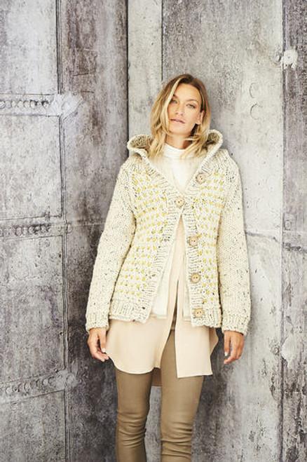 Stylecraft Pattern 9808 - Jacket and Sweater