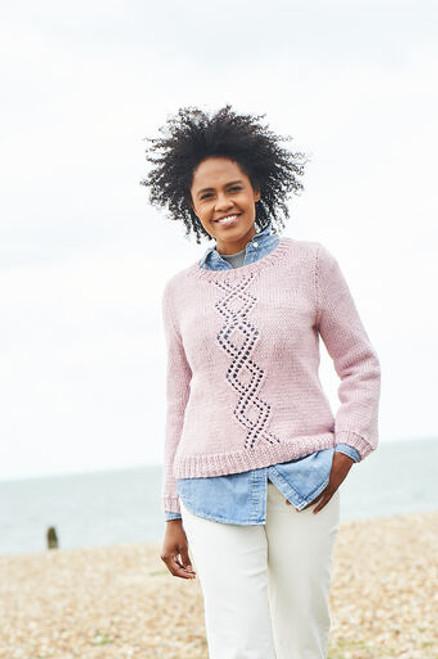Stylecraft Pattern 9813 - Sweater and Waistcoat