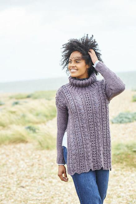 Stylecraft Pattern 9815 - Tunic and Sweater