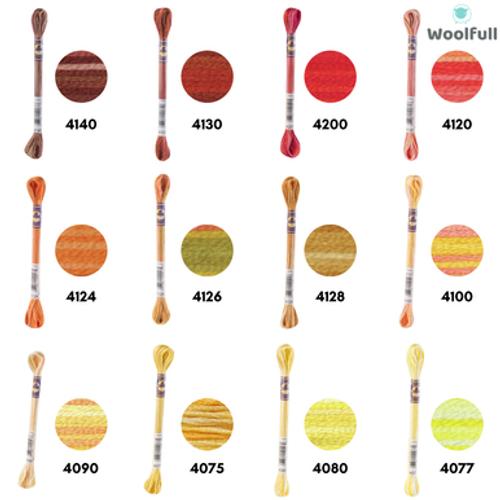 DMC Colour Variations