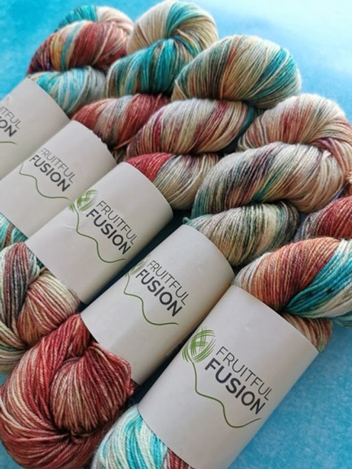 Romade Yarns - Fruitful Fusion Exclusive - A Dash of Hope