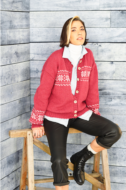 Stylecraft Pattern 9858 - Cardigans and Tunics