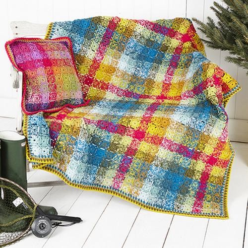 Stylecraft Tartan Blanket Yarn Pack - Original Colourway