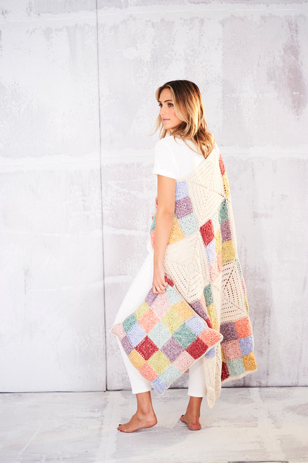 Stylecraft Batik Crochet Cushion Pack