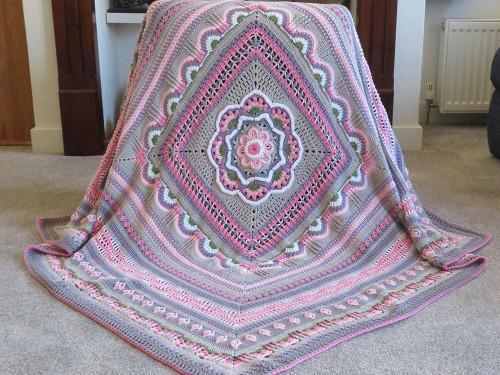 Faith Blanket - Believe Yarn Pack in Special DK