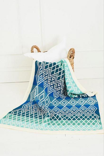 Queen Blanket - Oceania Yarn Pack (Small)