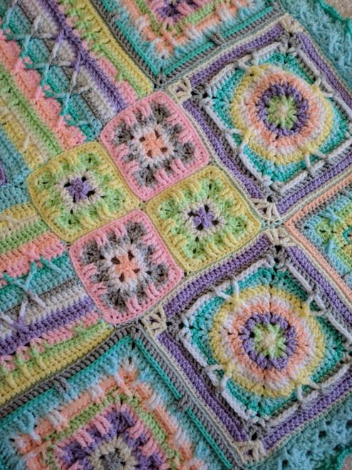 Stylecraft Yarn Pack - Ross Poldark Blanket - Mand's Colourway